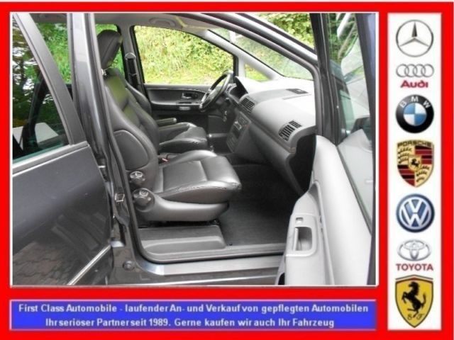 VW Sharan BUSINES,LEDER XENON,PDC,STANDHEIZUNG,1A