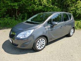 Opel Meriva Active 1.4 Turbo, 88 kw (120 PS), grau (Platin Anthrazit)