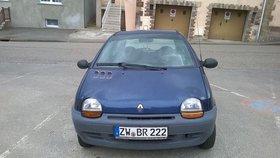 Renault Twingo 1,2 Liberty Blau metallic