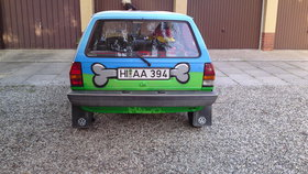 VW Polo Fließheck