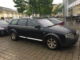 Audi A6 Allroad - Wasserschaden