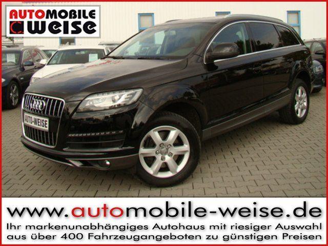AUDI Q7 4.2TDI quattro Aut. RSE Audi Exclusive Navi+