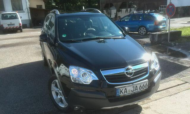 Opel Antara SUV Geländewagen