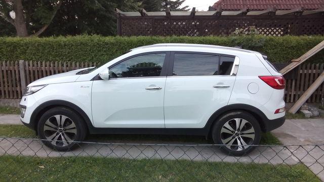 Kia Sportage Active Pro 2,0 CRDi 4WD DPF SUV / Offroad
