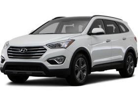 HYUNDAI Santa Fe 2.2 CRDi 4WD Aut. Nav Pdach