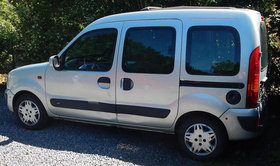 Renault Kangoo 1,5l dCi Diesel Euro 3
