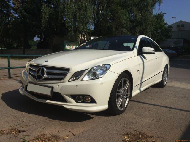 Mercedes-Benz E 200 CGI BE Coupé