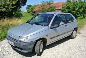 Braver Renault Clio