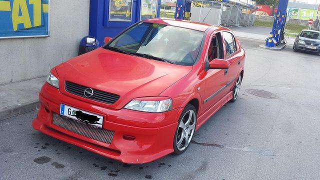 Opel Astra G CC