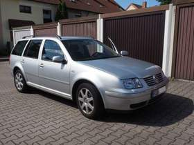 VW Bora Pacific