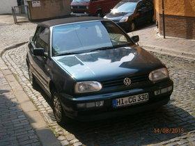 VW Golf III Cabrio