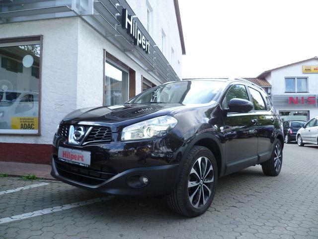Nissan Qashqai+2 1.6dCi DPF Tekna Xenon Navi