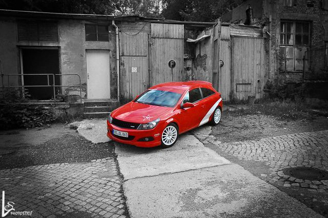 "Opel Astra GTC ""Sonderangebot""!"