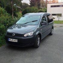 VW Caddy Maxi Trend