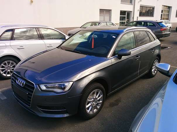 Audi A3 1,2 TFSI Attraction