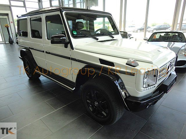 MERCEDES-BENZ G 350 Edition 35 AMG -VOLL/ DVD Entertainment-