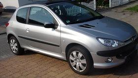 Peugeot 206 HDI 110 PS inkl. Winterreifen super sparsam
