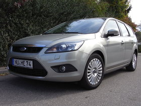 Ford Focus Turnier Titanium 2.0 TDCi