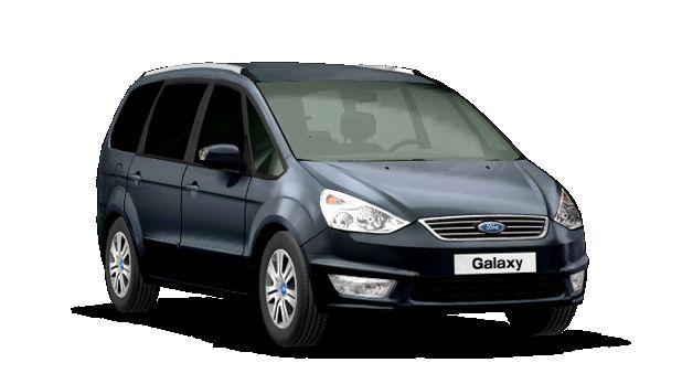 Ford Galaxy Titanium 2,0 D