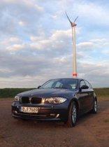 BMW 118d -XENON-SPORTFAHRWERK-NAVI-HU&AU Neu-