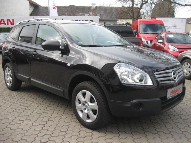 Nissan Qashqai+2 Visia -ALU-EPH-GLASDACH-KLIMA-