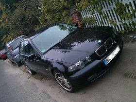 BMW 316ti LPG Autogas