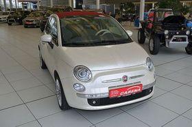 Fiat 500C 1,4 16V Automatik Xenon (Klima)