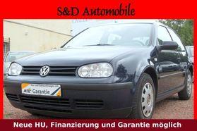 VW Golf 1.4 Comfortline - Anhängerkupplung -