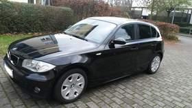 BMW 120d Keyless Xenon Navigation