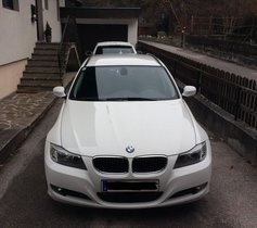 BMW 316ti 316d Touring