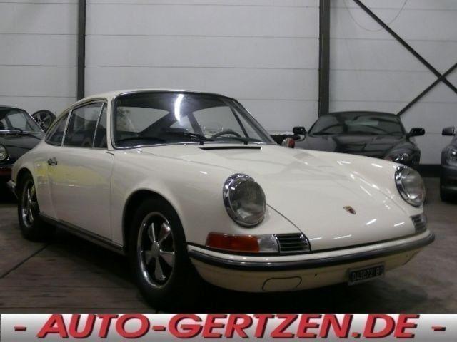 PORSCHE 911S Sehr rares und schönes Europa Modell