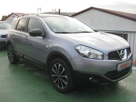 Nissan Qashqai+2 2.0 360 18 Zoll NAVI AVM