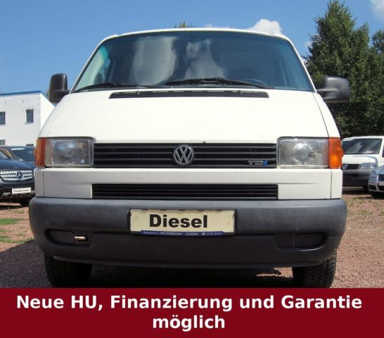 VW Transporter T4 - LKW-Zulassung -