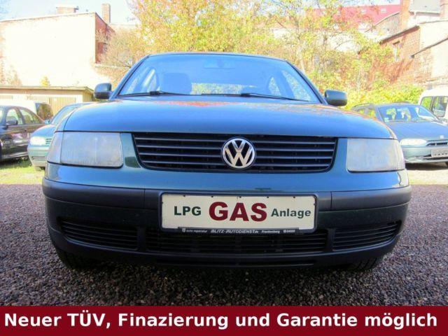 VW Passat 1,8 Highline mit Autogas - 1. Hand