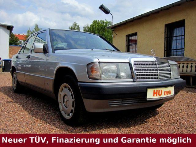 """MERCEDES-BENZ 190 E 1.8""""1.Hand""""Garantie""""TÜV"""""""