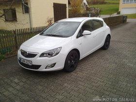Opel Astra Sport 1,4T