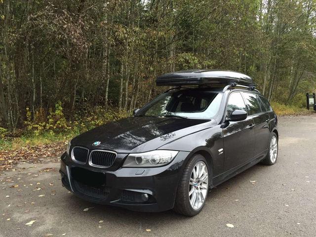 BMW 320d xDrive Touring - Sehr gepflegt!!!