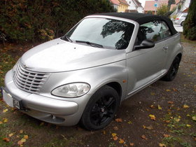 Chrysler PT Cruiser Cabrio 2,4l Limited