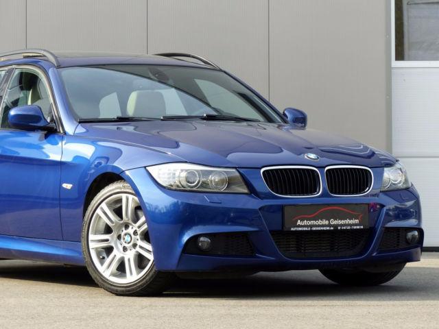 BMW 320d DPF Touring Aut. M-SPORTPAKET! NUR 98TKM!