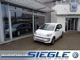 VW up! club up! 5-Türen-Winterpaket