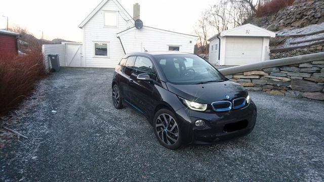 BMW i3/Navi/Klimaautomatik/1. Hand/Schnell-Laden