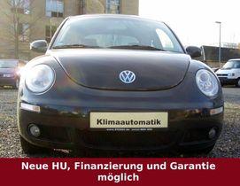 VW New Beetle 1.9 TDI DPF - HU neu - Klima -