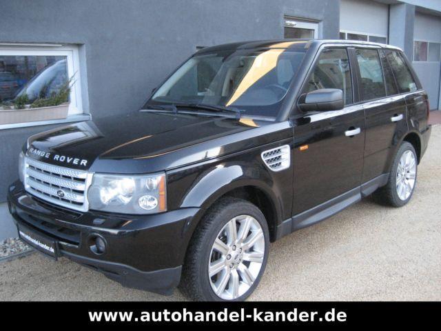 LAND ROVER Range Rover Sport TDV8 HSE-KAMERA-