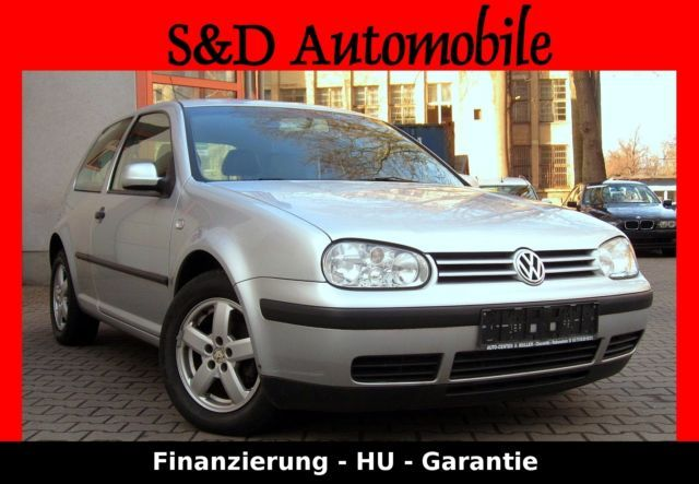 VW Golf IV 1.4 Special - Klima -