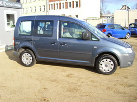 VW Caddy 1.4 Life  Kombi  5-Sitzer Allwetterreifen  AHZV