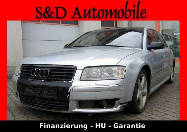 AUDI A8 4,0 TDI DPF quattro - Vollausstattung-Navi