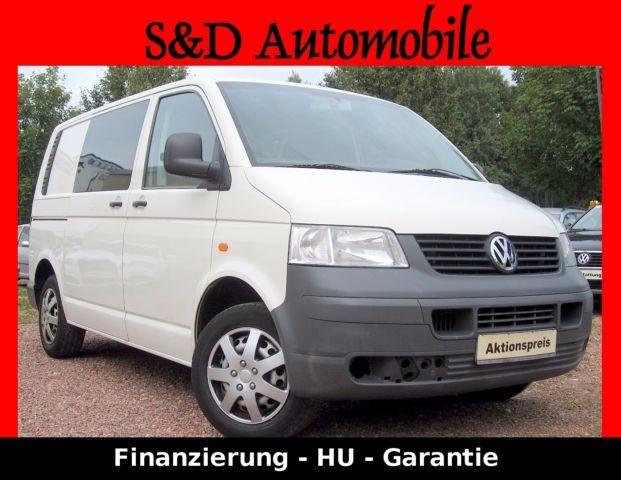 VW T5 - 3 Sitze - als Bus erweiterbar -