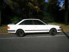 Audi 100 2.3 E - angemeldet