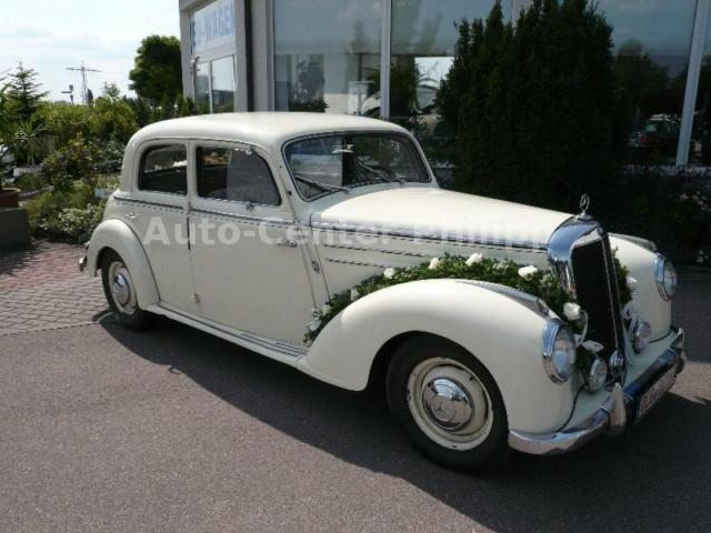 MERCEDES-BENZ 220 W187 Hochzeitsauto