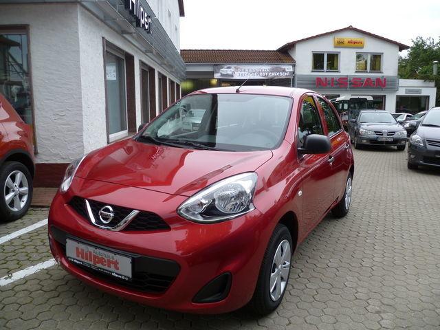 Nissan Micra 1.2 Visia -COMFORT-PAKET- Visia First
